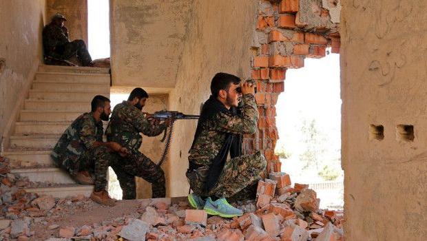 """ABD'den """"YPG"""" Açıklaması!"""