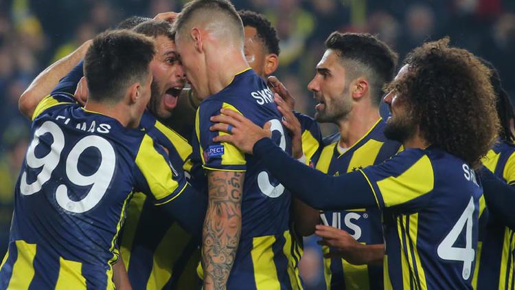 Fenerbahçe Avrupa'da Bir Başka
