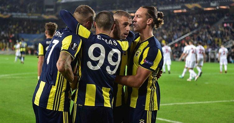 Fenerbahçe, Avrupa'da 'Varım' Dedi…