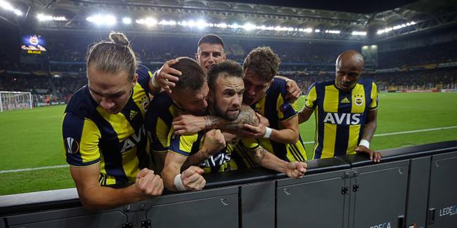 Fenerbahçe, Avrupa'da Bir Başka