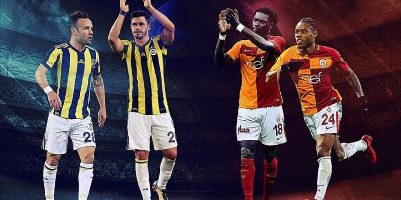 Fenerbahçe Galatasaray Derbisi Saat Kaçta, Hangi Kanalda? İşte Derbinin Muhtemel 11'leri