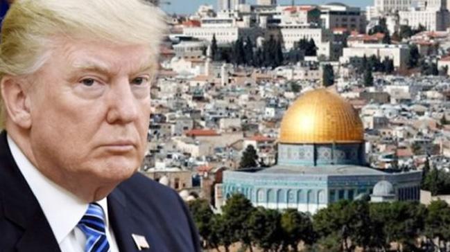 Flaş Flaş! Gazze'de İnsanlar Katledilirken ABD Kudüs Büyükelçiliğini Törenle Açtı