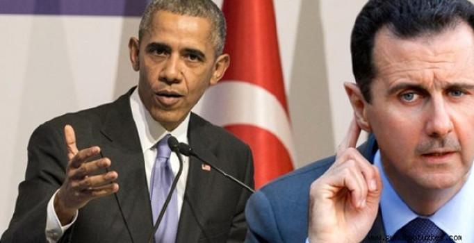 Flaş Haber! Esad'ın Obama'ya Yolladığı Gizli Mektup Ortaya Çıktı