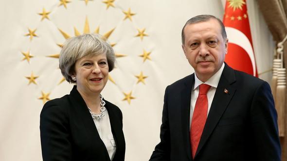 Flaş Hamle! Türkiye ve İngiltere Ortadoğu İçin Adım Atıyor, İşte Detaylar