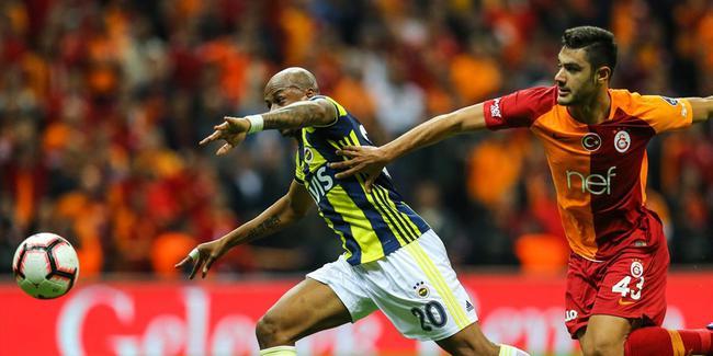 Galatasaray, Fener Sendromunu Yine Atlatamadı