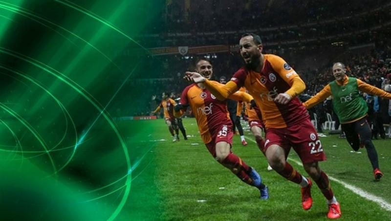 Galatasaray, Uzatmalarda Zirve Yarışından Kopmadı