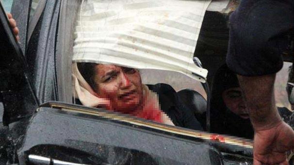Gaziantep'te 8 Araç Peşpeşe Şarampole Uçtu! Feci Kazada Ölü ve Yaralılar Var!