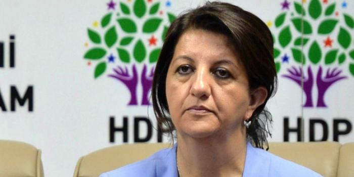 HDP'li Pervin Buldan'dan Küstah Açıklama! Terörist Cenazesine Giden Milletvekillerine Sahip Çıktı
