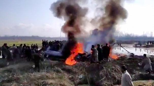 İki Nükleer Güçten Savaş Çığlıkları! Uçaklar Düşürüldü