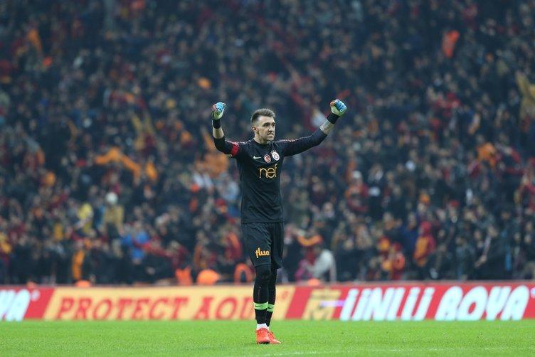 İngiliz İki Kulüp, Fernando Muslera İçin Galatasaray İle Temasta