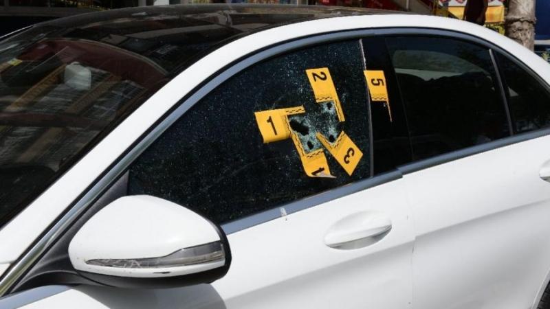 İş Adamı Lüks Aracının İçerisinde 13 Kurşunla Öldürüldü
