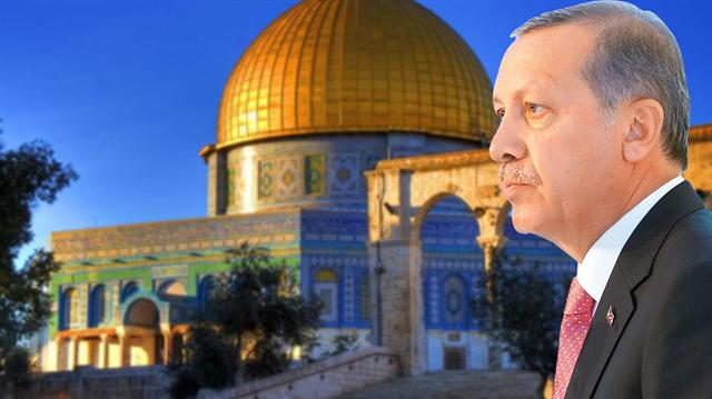 """İsrail Büyükelçiliği Kudüs'e Taşınıyor! Cumhurbaşkanı Erdoğan'dan ABD'ye Tepki: """"Tarih Affetmeyecek"""""""