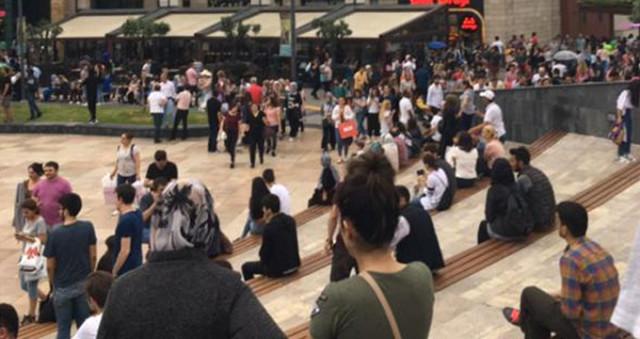 İstanbul Bayrampaşa'da Bir AVM'de Bomba Alarmı! Acil Durum Anonsu Yapıldı