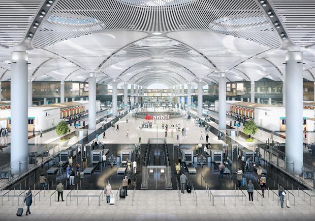 İstanbul Havalimanı'nda Ki Dizi Ve Reklam Çekim Ücretleri Açıklandı