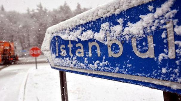 İstanbul İçin Kar Tarihi Verildi! İstanbul'a Kar Ne Zaman Yağacak?