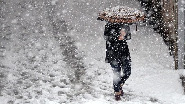İstanbul İçin Uyarı! Kar Geliyor!