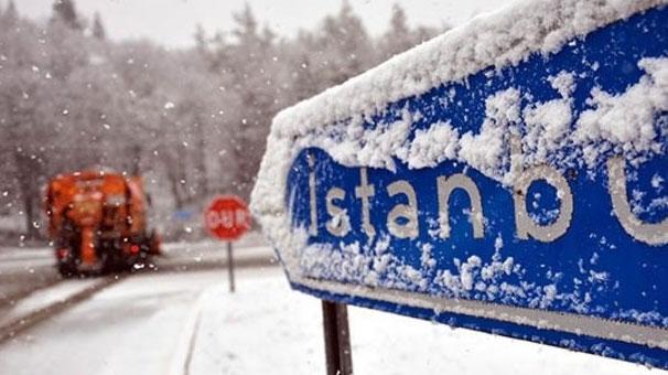 İstanbul İçin Yeni Kar Tahmini! 4 Ocak Günü Girecek Günlerce Sürecek: İstanbullular Donacak