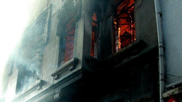 İstanbul Valiliği'nden Yangın Açıklaması 1 Kişi Hatay'da Yakalandı!
