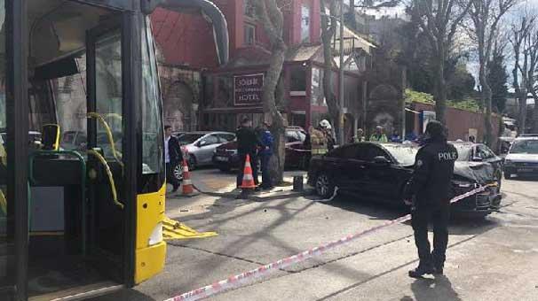 İstanbul'da Korkunç Kaza! İETT Otobüsü Ters Yöne Girdi 1'i Ağır 5 Yaralı