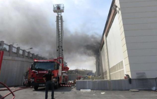 İstanbul'da Metro Trafosunda Yangın Çıktı! 1 Ölü