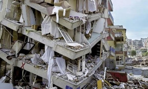 İstanbul'da Olası Bir Depremde En Çok O İlçeler Etkilenecek