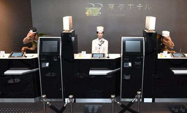Japonya'da Robotlar İşsiz Kaldı