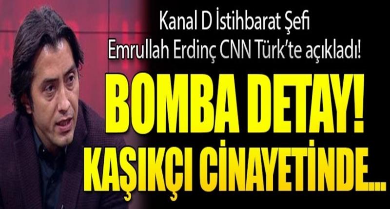 Kanal D İstihbarat Şefi Açıkladı! Cemal Kaşıkçı Cinayetinde Bomba Detaylar!