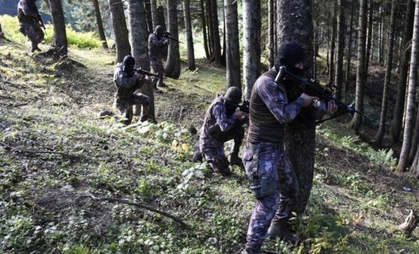 Karadeniz'i PKK'dan Temizleyen Time 300 Bin Lira Ödül