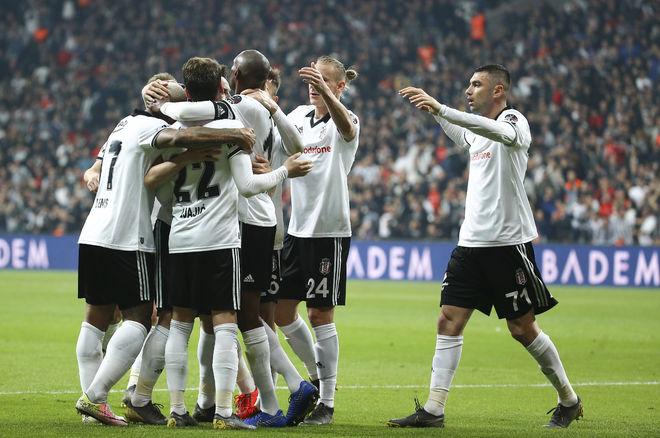 Kartal, Lideri Devirdi! Beşiktaş 2 – Başakşehir 1