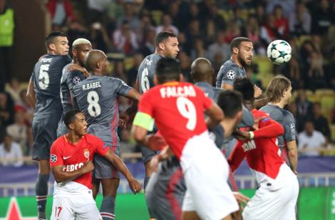 Kartal Monaco'ya Geçit Vermedi:Goller Tosun Paşa'dan!
