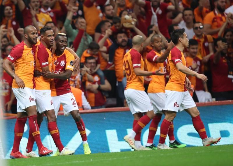 Kartal'ı Deviren Galatasaray Zirvenin Yeni Sahibi! Galatasaray 2 – Beşiktaş 0