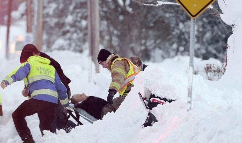 Kış Ayları Geldi, Uzmanlar Açıkladı! Donma Vakalarında İlk Yardım Nasıl Yapılmalı?