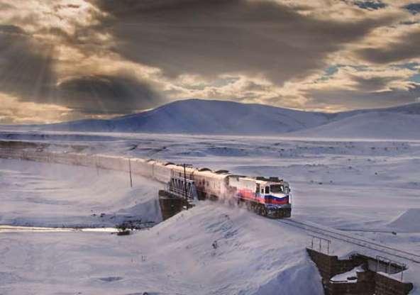 Kışın En Trend Tatil Noktası Kars