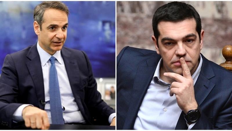 Komşumuz Yunanistan'ın Yeni Patronu Miçotakis