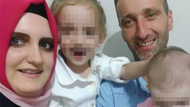 Küçük Kızlarını Yan Odaya Kapattı, Eşini Başından Vurarak Öldürdü! İşte Nedeni!