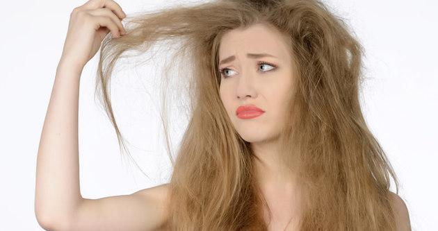 Kuru Ve Yıpranmış Saçları Onarmanın 10 Yolu