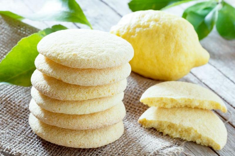 Limonlu Kurabiye Tarifi - Limonlu Kurabiye Nasıl Yapılır?