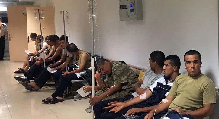 Manisa'da Askerlerin Zehirlenme Vakasına Yönelik Soruşturmada 6 Kişi Tutuklandı!