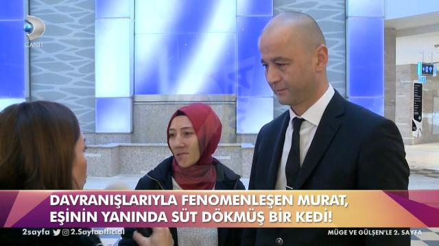 MasterChef Murat'ın Eşi Sessizliğini Bozdu!