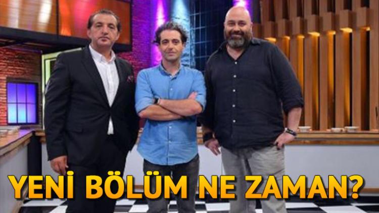 Masterchef Türkiye Bu Hafta Neden Yok! Masterchef Türkiye Hangi Günler Yayınlanacak?