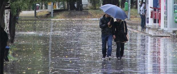 """Meteoroloji O İller İçin Uyardı! """"Kuvvetli Yağış Bekleniyor"""""""
