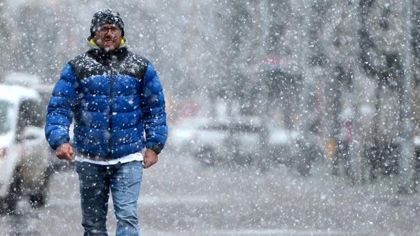 Meteoroloji Tek Tek İl Verip Uyardı! Şiddetli Kar Yağışı Geliyor