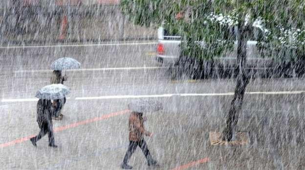 Meteoroloji Uyardı! Sağanak Yağış Etkili Olacak