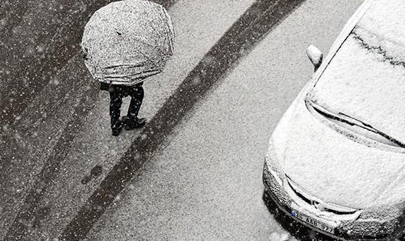 Meteoroloji'den Bahar Ayında Kar Uyarısı