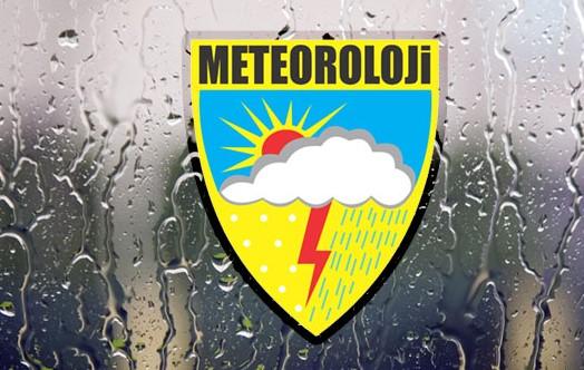 Meteorolojiden Fırtına Ve Sağanak Yağmur Uyarısı