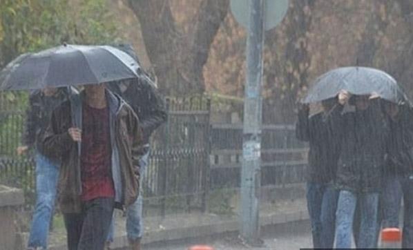 Meteoroloji'den Marmara İçin Uyarı! Çok Şiddetli Sağanak Yağış Geliyor