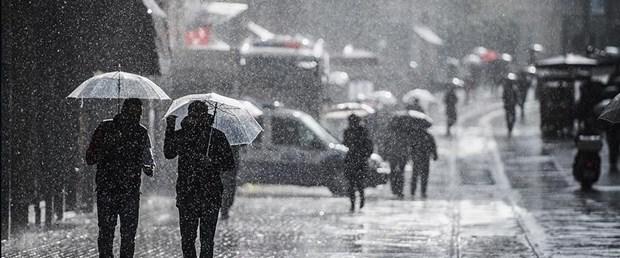 Meteoroloji'den Marmara İçin Sağanak Yağış Uyarısı