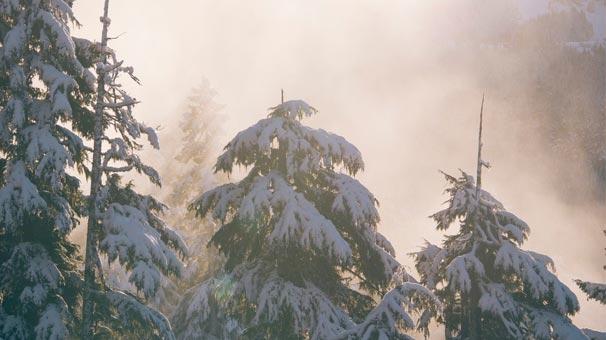 Meteoroloji'den Peş Peşe Hem Kar Hem Fırtına Uyarısı