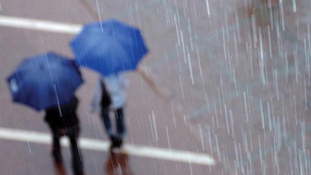 Meteoroloji'den Son Dakika Uyarısı! Yağışlara Dikkat Edin