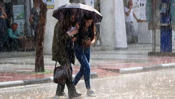 Meteoroloji'den Uyarı! Çok Şiddetli Yağış Geliyor